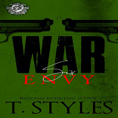 War Six: Envy  By  cover art