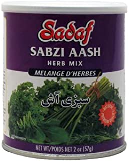 sadaf Sabzi Aash, Dried Herbs, 2 Ounce (3 Pack)