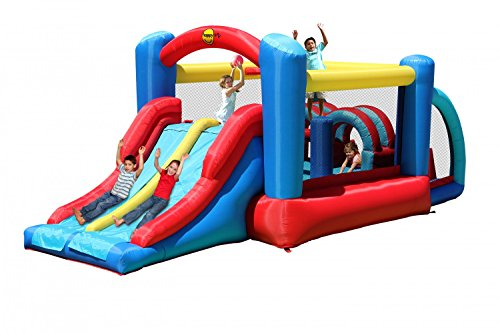 Happy Hop HappyHop 9163. Castillo Hinchable: Rancing Fun Bouncer.