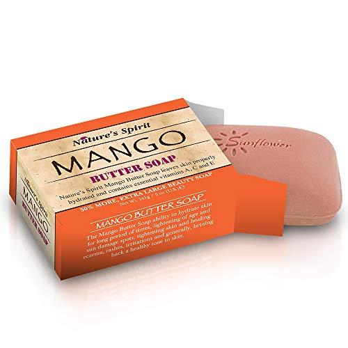 Nature's Spirit Beurre de mangue Savon 140 g