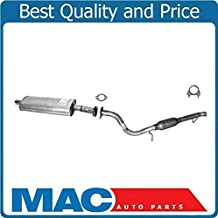 Muffler Exhaust System Made in USA Fits Ford Escape Fits For Mazda Tribute 2.0L 3.0L 01-04