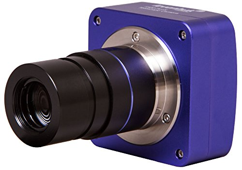 Levenhuk T800 Plus High-Resolution Digital Camera for Telescopes, Comes with Necessary Software (Compatible with Mac, Linux and Windows)