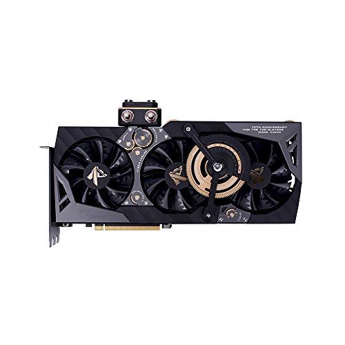 Docooler Colorful iGame GeForce RTX 2080 Grafikkarte Ti Kudan GDDR6 11 GB 1818 MHz One Key Overclock Gaming GPU Grafikkarte