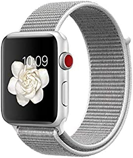 Strap for Apple Watch Band iWatch Series4 42/44mm Colorful Nylon Correa Clasp Woven Replacement Straps Watch Bands