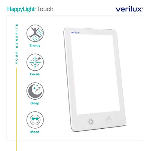 Verilux HappyLight Touch SAD Light
