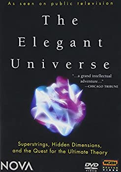 DVD The Elegant Universe: Superstrings, Hidden Dimensions, and the Quest for the Ultimate Theory Book