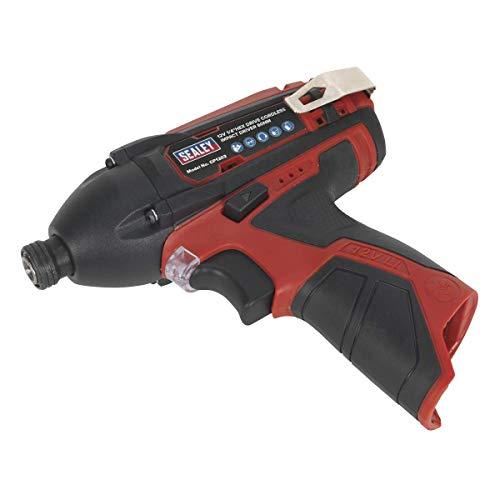 Sealey CP1203 atornillador de impacto 12 V 1/4