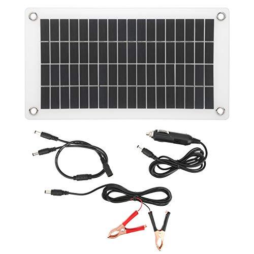 Denkerm Lightweight Solar Cell Module Solar Panel for Camping Outdoor