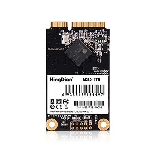 KingDian 60GB 120GB 240GB 480GB 1TB Mini SATA3 SSD Hard Dive for PC and Laptop (1TB)