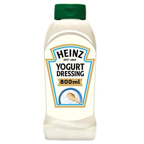 Heinz Salsa Yoghurt Dressing Natural,860g