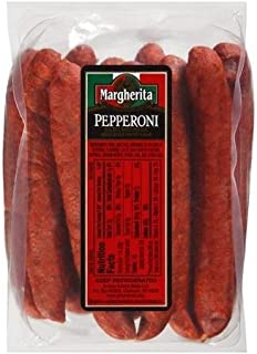 Margherita VERY BEST TOP RATED Pepperoni Sticks (12 PACK)