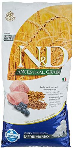 Farmina N/D Low Grain Puppy Agnello e Mirtillo Medium/Maxi 12 Kilogramm