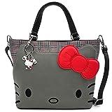Loungefly Hello Kitty by Crossbody Grey Kitty Bags