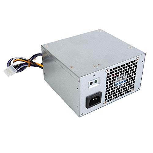 LXun 290W Power Supply Replacement for Dell Optiplex 3020 7020 9020/ Precision T1700/ PowerEdge T20 (MT Mini Tower)(P/N: RVTHD KPRG9 HYV3H H290AM-00 D290A001L L290AM-00 PS-3291-1DF H290EM-00)