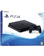 PlayStation 4 Slim - 500GB Black