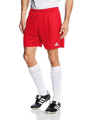 adidas Herren Shorts Mit Innenslip Parma 16, Power Red/White, XL, AJ5887