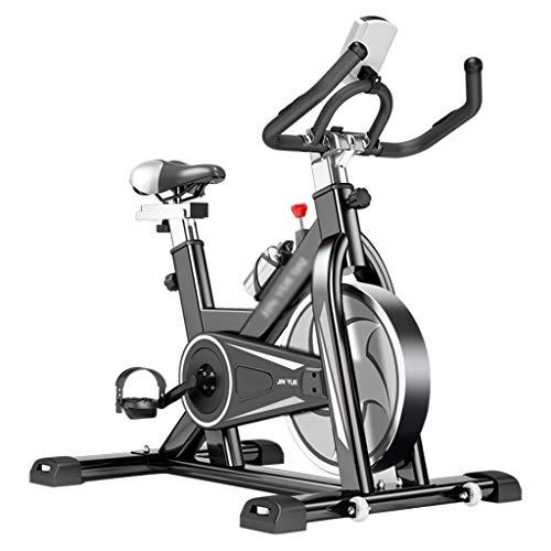 Bicicletas estática Ultra silencioso estáticas Gimnasia Inicio Estáticas Indoor Gimnasio de Fitness Equipo (Color : Gray, Size : 102 * 52.5 * 102cm)
