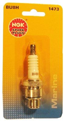 NGK 1473BU8H blyb Spark Plug, Pack de 6