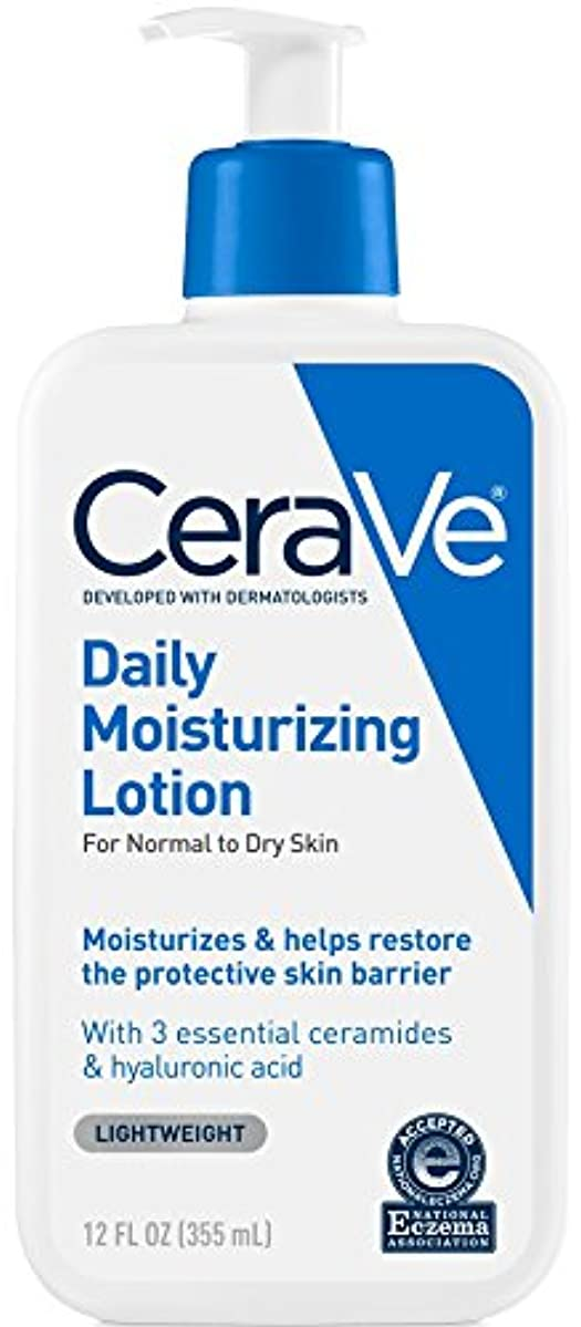 原始的な必需品賞海外直送品Cerave Moisturizing Lotion, 12 oz by Cerave