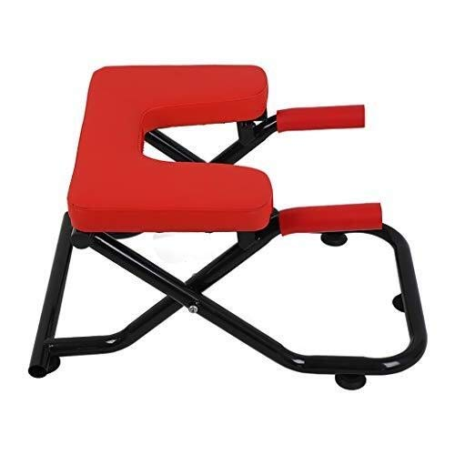 Best Price ZHWGS Yoga Chair Headstand Bench Yoga Bench Head Stand - Stand Yoga Headstander, Gym Buil...