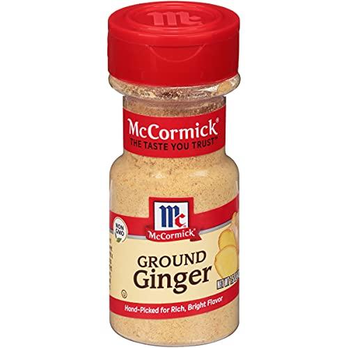 McCormick Ground Ginger, 1.5 oz