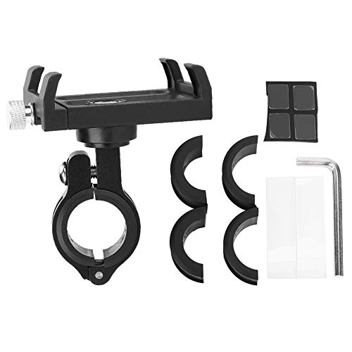 %10 OFF! Bike Phone Holder, Road Bicycle Mountain Bike Mobile Phone Holder with 360 Degree Rotation