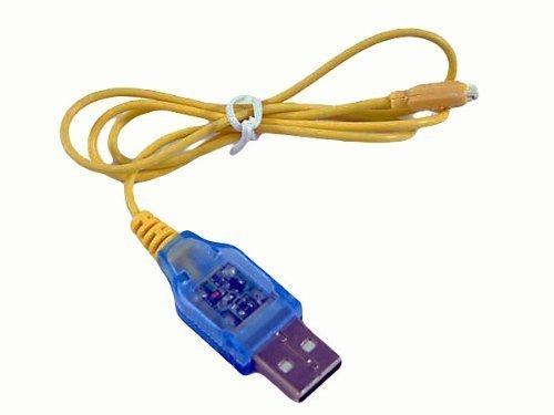 USB Ladekabel für Mini Hubschrauber Quick Thunder I/II, Overspeed, Gyro 6010/6020, Max-Z, V-Max, X-Storm
