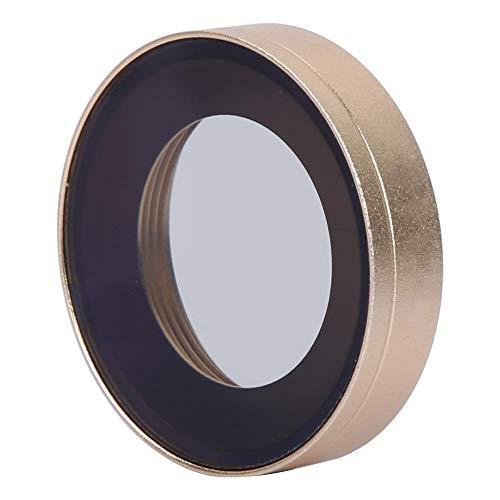 Sxhlseller Filtro de Lente Cámara Deportiva Ultrafina con Revestimiento Múltiple CPL Impermeable para OSMO Action Aleación de Aluminio Vidrio óptico Al Aire Libre Ligero Portátil