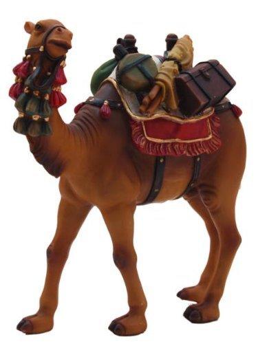 Kamel mit Gepäck, geeignet für 15 bis 20cm Figuren