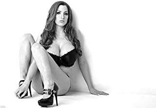 we are together Jordan Carver poster wall scroll familywall print 36 inch x 24 inch