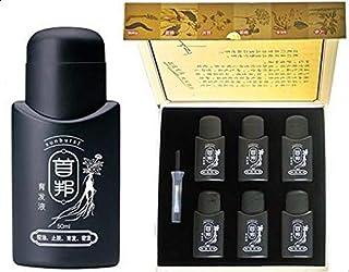 Sunburst Set of 6 Strengthen Hair Oil, 6 x 50 ml