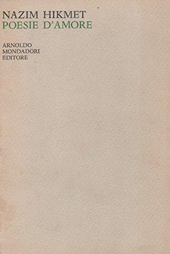 Poesie d'amore (nazim Hikmet)