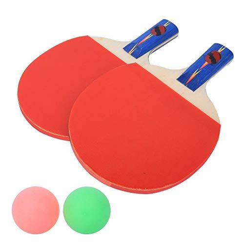 Okuyonic Entrenamiento de Tenis de Mesa, Entrenador de Ping Pong, Entrenador de Tenis de Mesa, Goma para niños/Adolescentes/Mediana Edad/vejez