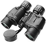 Binoculares para Adultos, telescopio práctico 8X40 Binoculares Definición Gran Angular Senderismo Viajes Montañismo Concierto Vocal Observación de Aves Telescopio