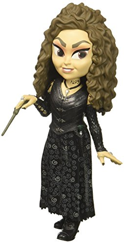 HARRY POTTER- Figura de Vinilo Bellatrix Lestrange, coleccion Rock Candy (Funko 14074)