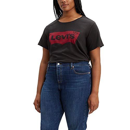 Levi's Women's Plus Size Perfect Te…