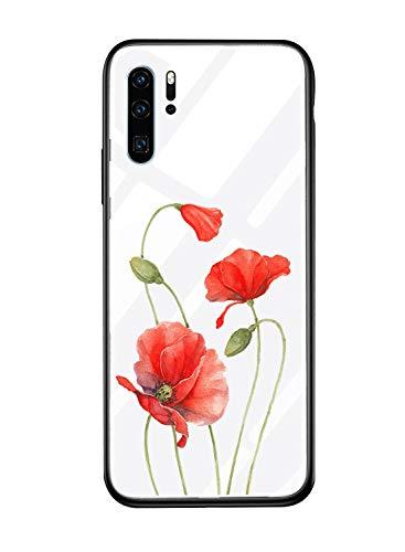 Oihxse Case ersatz für Galaxy Note 10 Hülle,Personalisiert Hülle Kompatibel mit Galaxy Note 10,Ultra Dünn Silikon TPU und 9H Gehärtetes Glas Zurück Tasche Schale Kratzfeste Stoßfest Schutzhülle (A3)