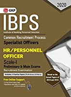 Ibps 2020: Specialist Officers - HR/Personnel Officer Scale I (Preliminary & Mains)- Guide