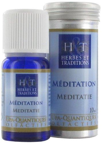Herbes et Traditions Synergie 100% Huile Essentielle Méditation
