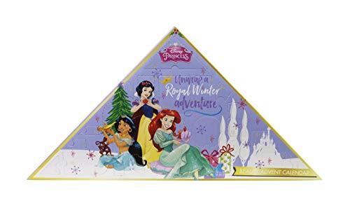Disney Princess Calendrier de lAvent 24 Produits de Maquilla