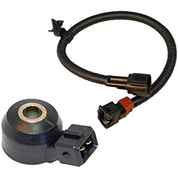 amazon.com: hqrp knock sensor w/wiring harness for infiniti i30 96 97 98 99  1996 1997 1998 1999 plus hqrp coaster: automotive  amazon.com