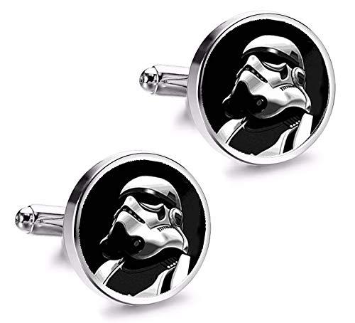 Magglass Stormtrooper Manschettenknöpfe