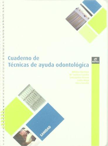 Cuaderno Técnicas odontológicas (Cuadernos de Trabajo)