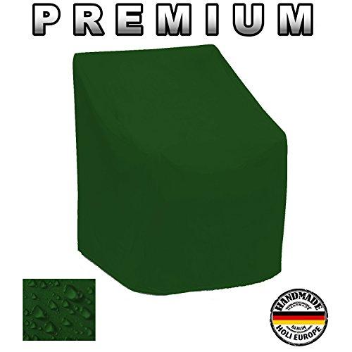 Holi Europa Premium tuinstoel afdekking stoel stapelstoel terrasstoel hoes tuinstoel beschermhoes kap afdekzeil garnituur 575 g/m