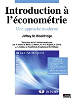 Introduction à l'économétrie de Jeffrey Wooldridge