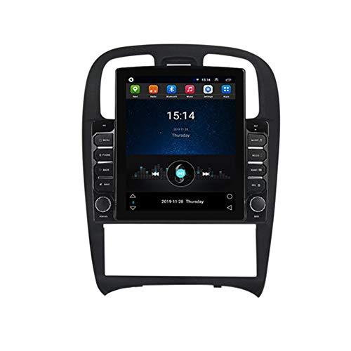 Amimilili Android 8.1 9.7 Pulgadas Radio Coche 2 DIN Autoradio para Hyundai Sonata Fe 2004-2012 con WiFi/GPS/Bluetooth/USB/FM, Admite Mandos del Volante,4core WiFi+4g: 2+32g+dsp