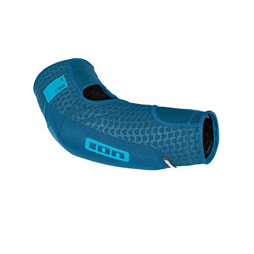 Ion E Traze Fahrrad Ellbogenschoner blau 2021: Größe: M