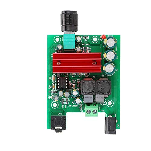 Compatibele Vervangings TPA3116 D2 8-25VDC 100W Mono Vermogen Subwoofer Digital Amplifier Board Module met NE5532 OPAMP Accessory