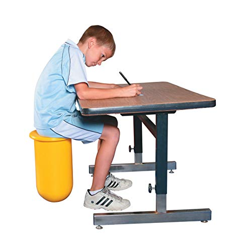 Sportime Stabili-T-Stool Tube, 15 Inch Seat, Colors Vary