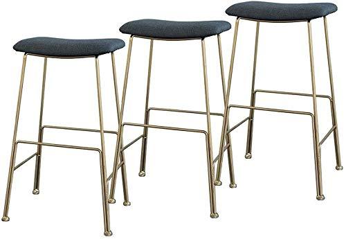 Barkruk, 3-delige set met moderne en comfortabele barstoel.